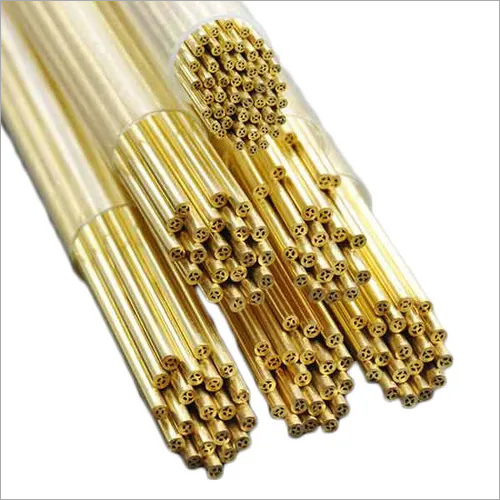 Brass Electrode Tube Multi Hole