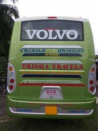 AC Luxury Bus Body
