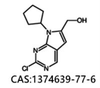 LEE011 intermediate 2 CAS 1374639-77-6