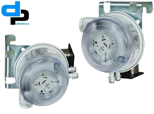 Huba Differential Pressure Switch Range 20 To 300 Pac