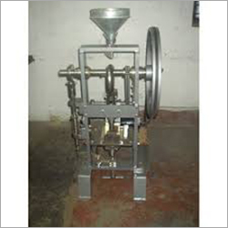 Manual Camphor Making Machine