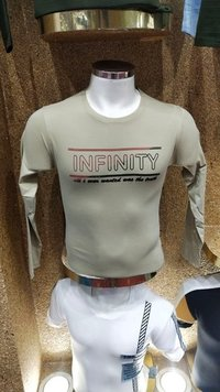 Men's Collared T Shirt