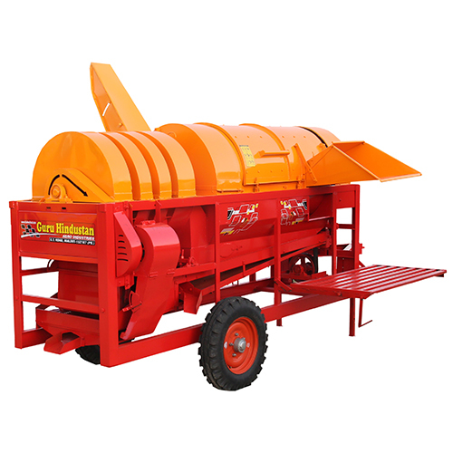 Five Fan Paddy Thresher Machine