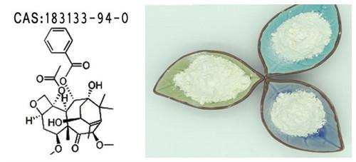 7 ,10-Dimethoxy-10-DAB III Cabazitaxel intermediate powder 183133-94-0