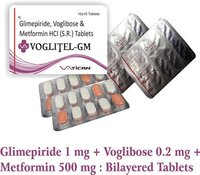 VOGLITEL-GM TABLET