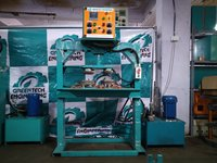 Disposable Plate Making Machine