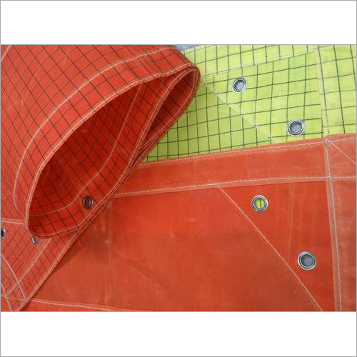 Polyester Canvas Tarpaulins