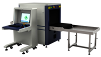X-Ray Baggage Inspection System