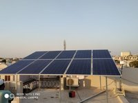 Rooftop On Grid Solar Power System