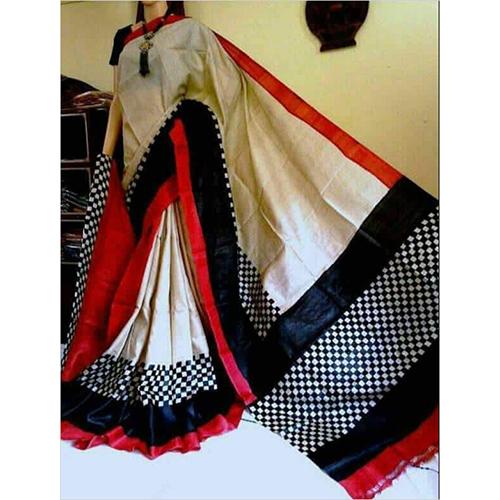 Murshidabadi Silk Saree