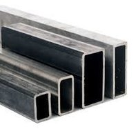 Carbon Steel Rectangular Seamless Pipe