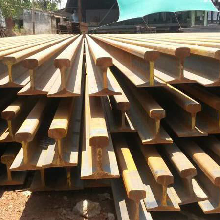 Flat Bottomed MS Rails