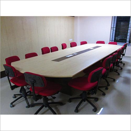Slide Conference Table