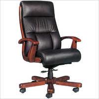 Rotatable High Back Chair