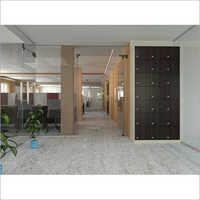Wooden Modular Partition