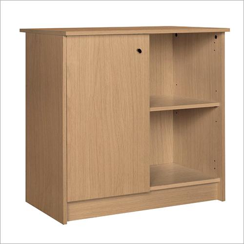 Wooden Half Height Storage