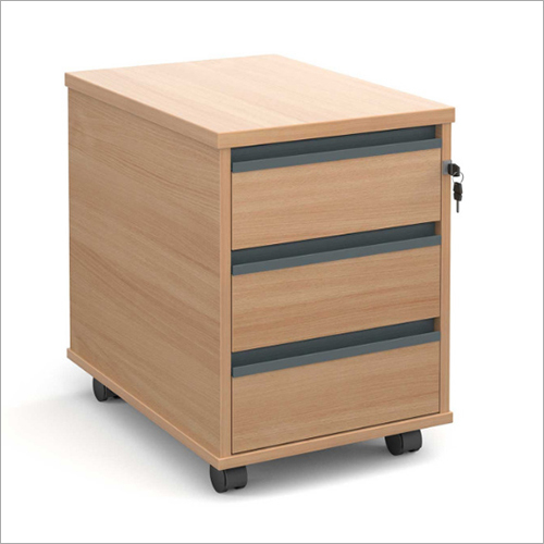 Mobile Pedestal 3 Drawer Unit