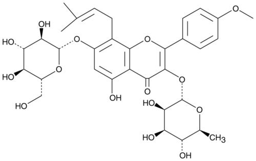 Icariin Chemical