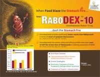Dexrabeprazole 10 mg