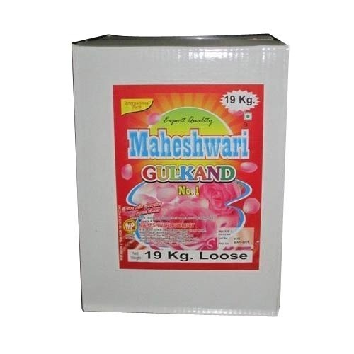 19 kg Sweet Gulkand Paste Container