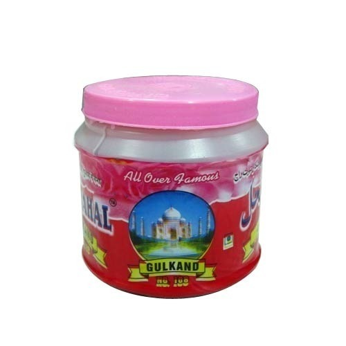 Pure Gulkand Paste Jar