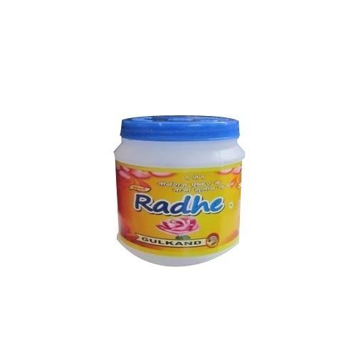 Fresh Gulkand Paste Jar