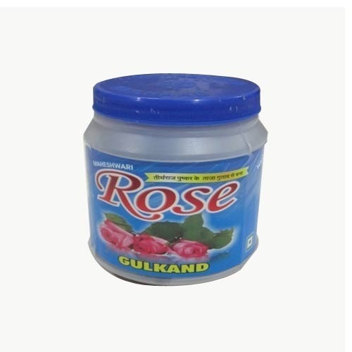 Rose Gulkand Paste Jar