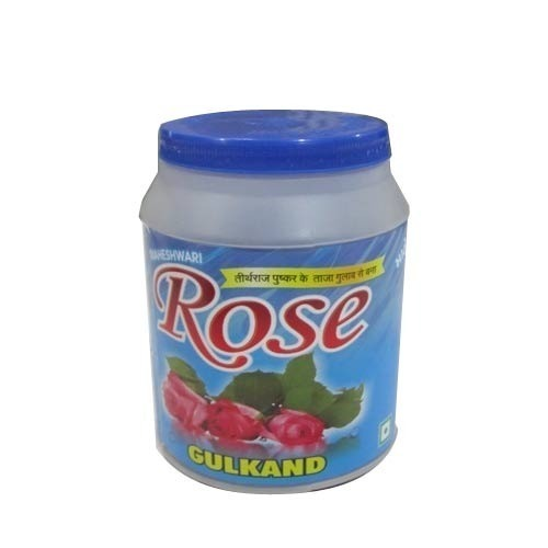 Natural Rose Gulkand Paste Jar