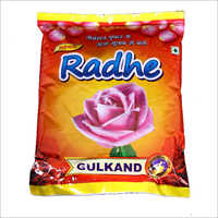 Rose Flavour Gulkand Paste Pouch