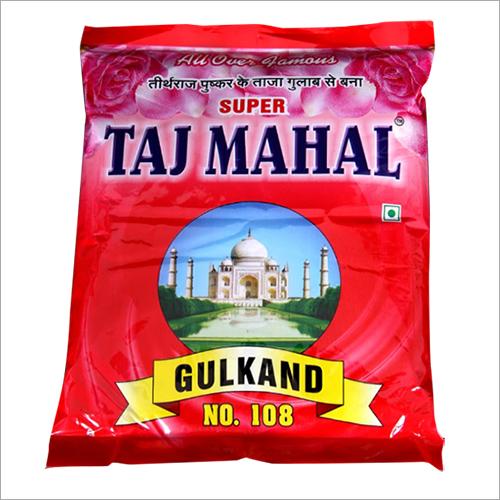 Taj Mahal Gulkand Paste Pouch