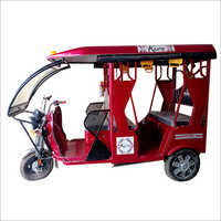 Rechargeble Electric Rickshaw