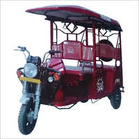 Portable E-Rickshaw