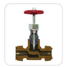Cast Iron Metal Seat Flanged Connection Regulating