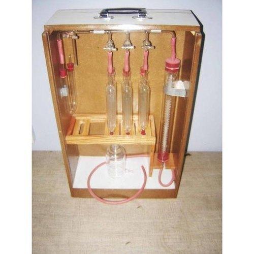 Orsat Gas Analysis Unit