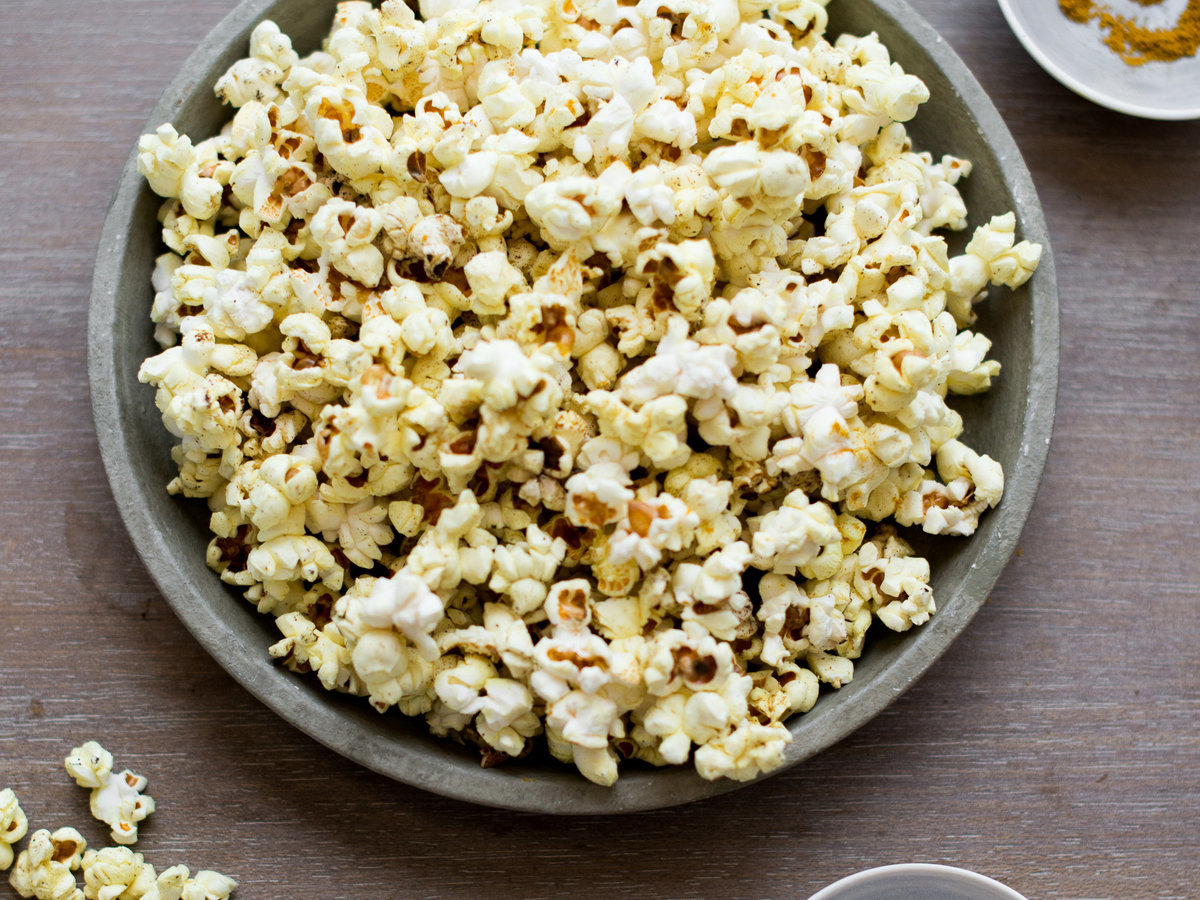 Naughty Tongue Salt & Butter Popcorn