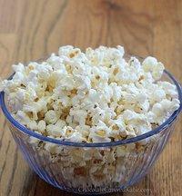 Naughty Tongue Creamy Cheese Popcorn