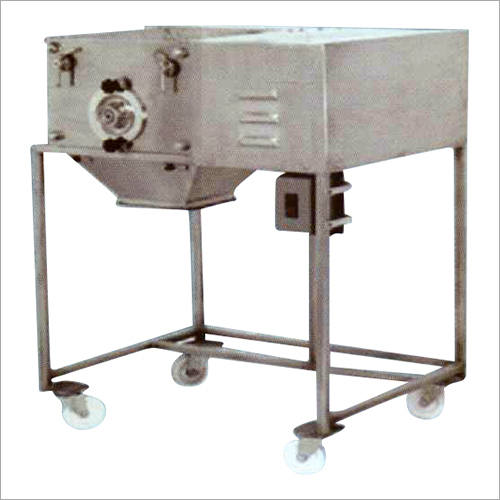 Oscillating Granulator Machine