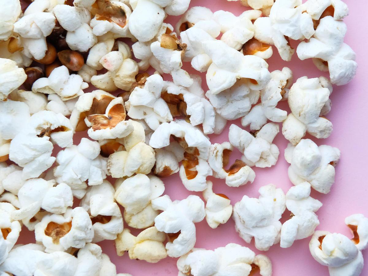 Naughty Tongue Chilly Tomato Popcorn