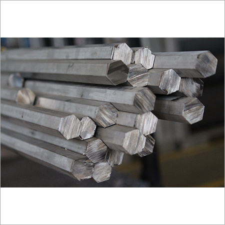 Stainless Hexagon Bright Bar Cold Finish Hexagon 10 mm A F to 50 mm A F