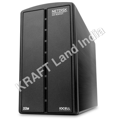 Network Attached Storage Enclosure
