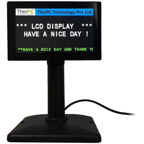 5 inch colorful TFT-LCD customer display