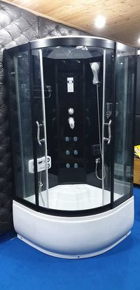 Steam shower cubical