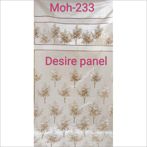 Desire Panel Curtains