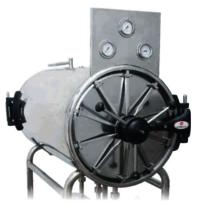 Cylinder Autoclave