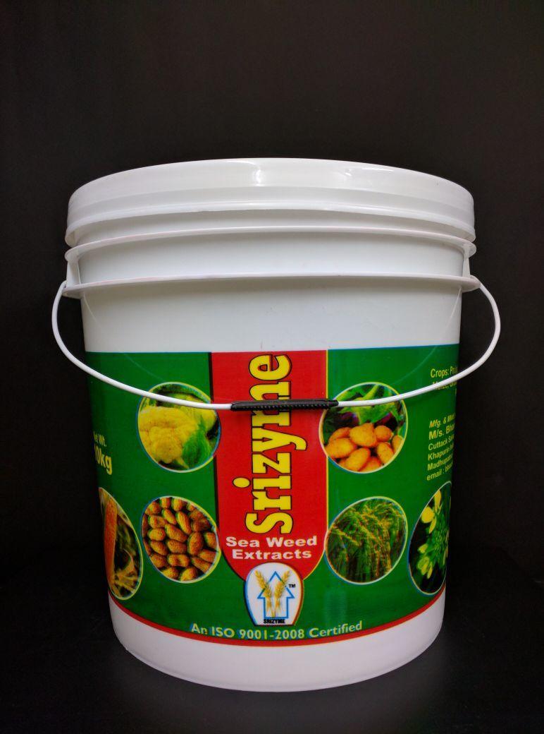 Plastic Paint Bucket