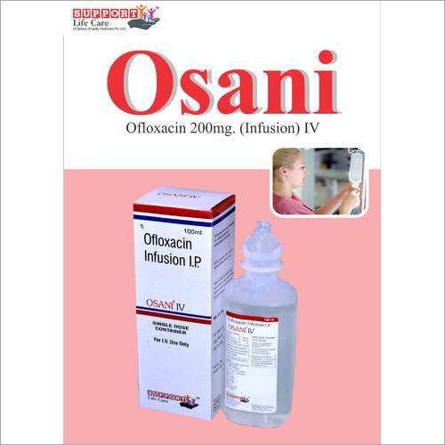 200 MG Ofloxacin Infusion