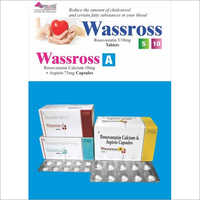 Rosuvastain Calcium And Aspirin Capsules
