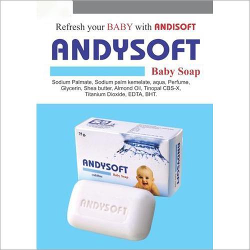 Andysoft Baby Soap