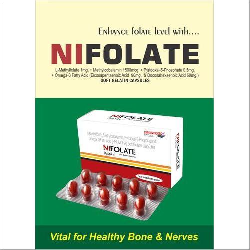 Nifolate Capsules