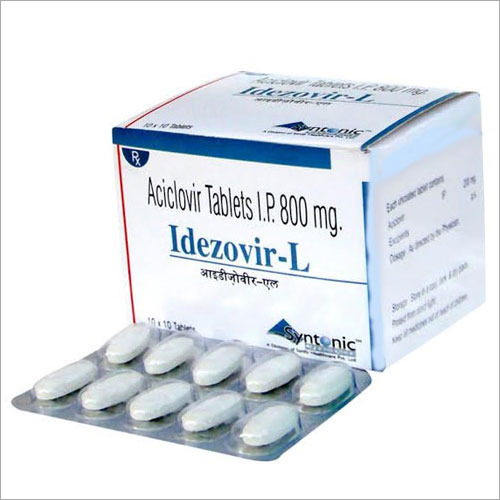 800 MG Aciclovir Tablets